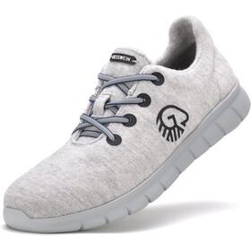 Giesswein Merino Wool Runners Heren, grijs